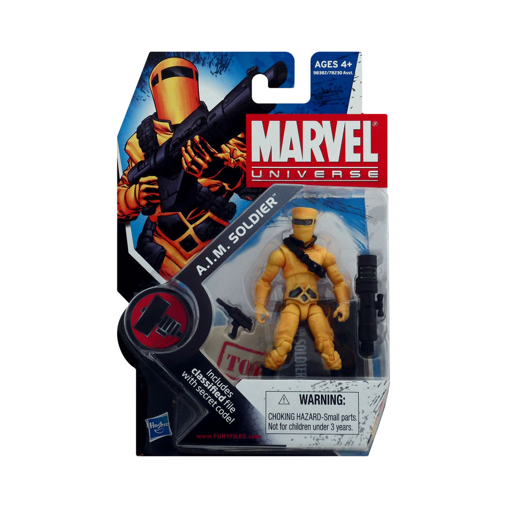 Marvel Universe Series 2 Figure 16 A.I.M. Soldier
