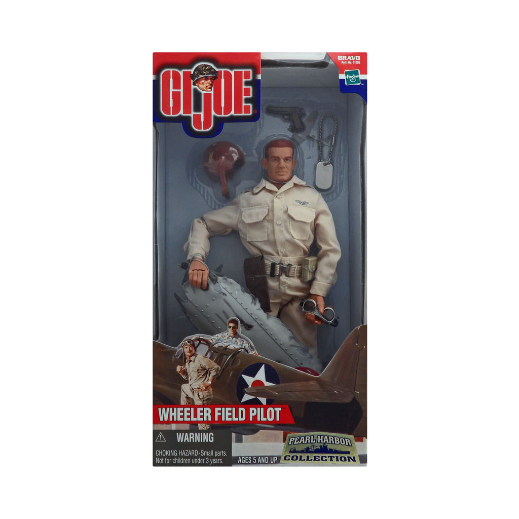 G.I. Joe Wheeler Field Pilot