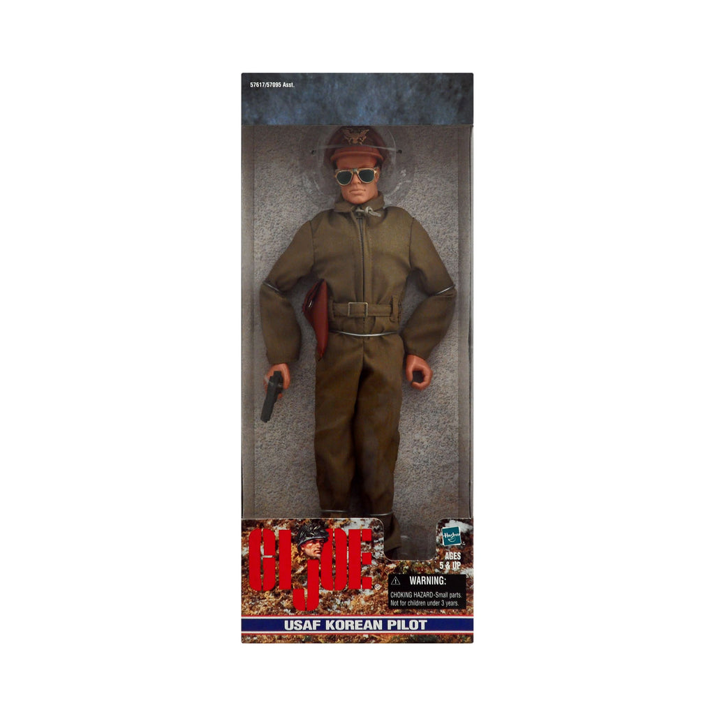 G.I. Joe USAF Korean Pilot