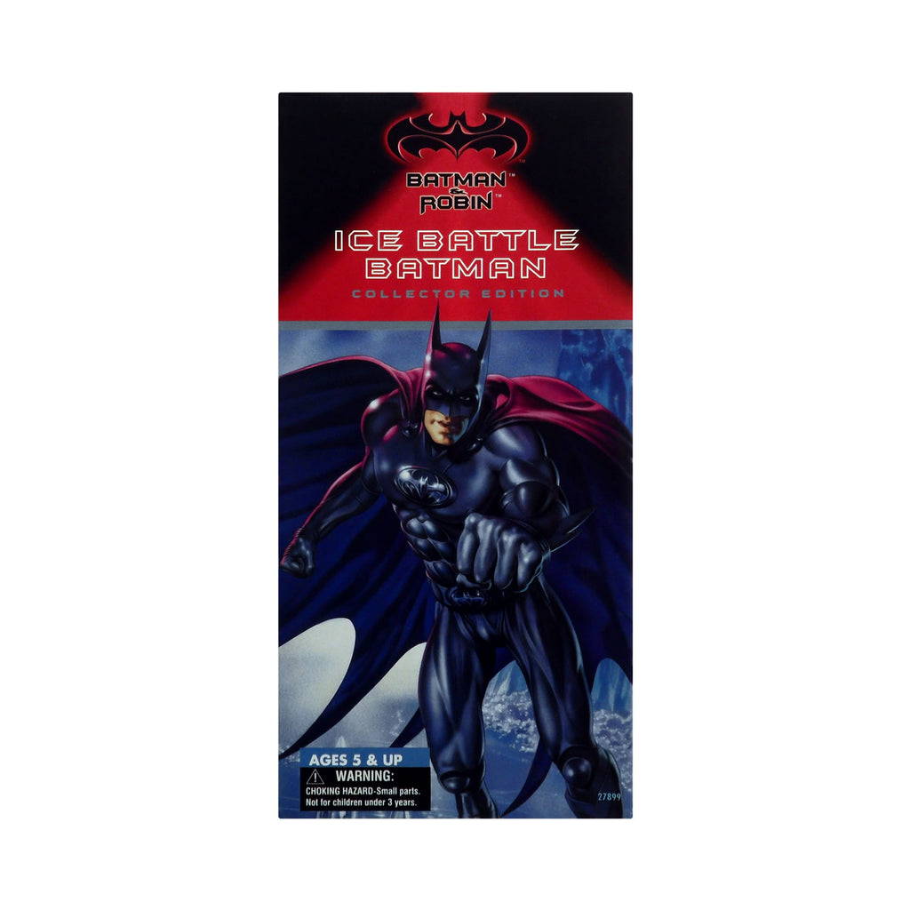 "12"" Collector Edition Ice Battle Batman from Batman & Robin"