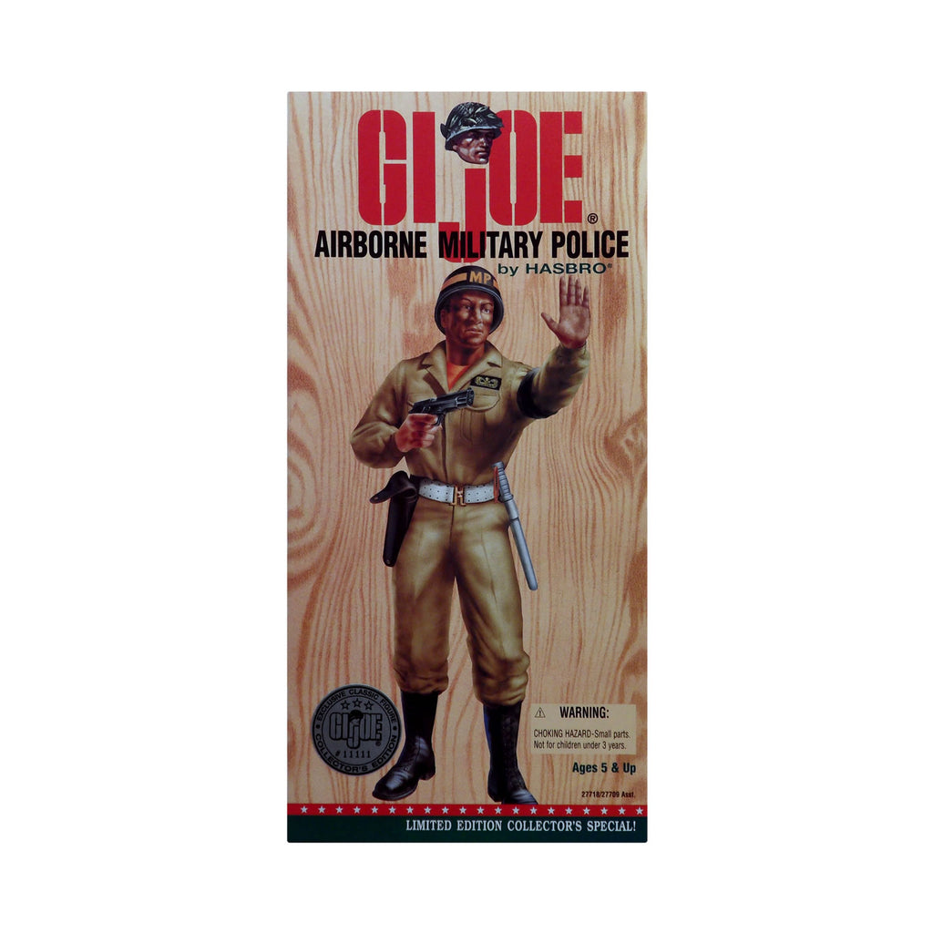 1996 G.I. Joe Airborne Military Police (African-American)