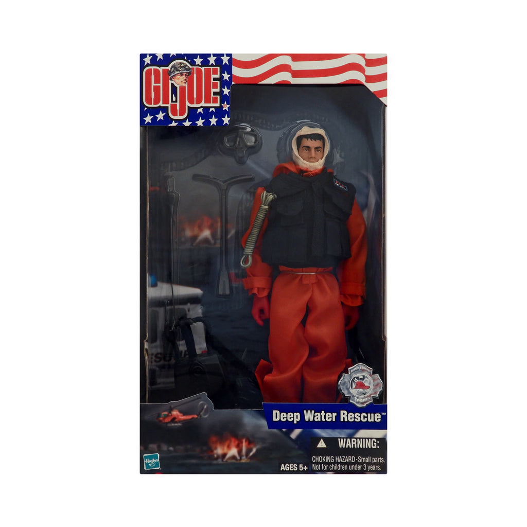 G.I. Joe Deep Water Rescue