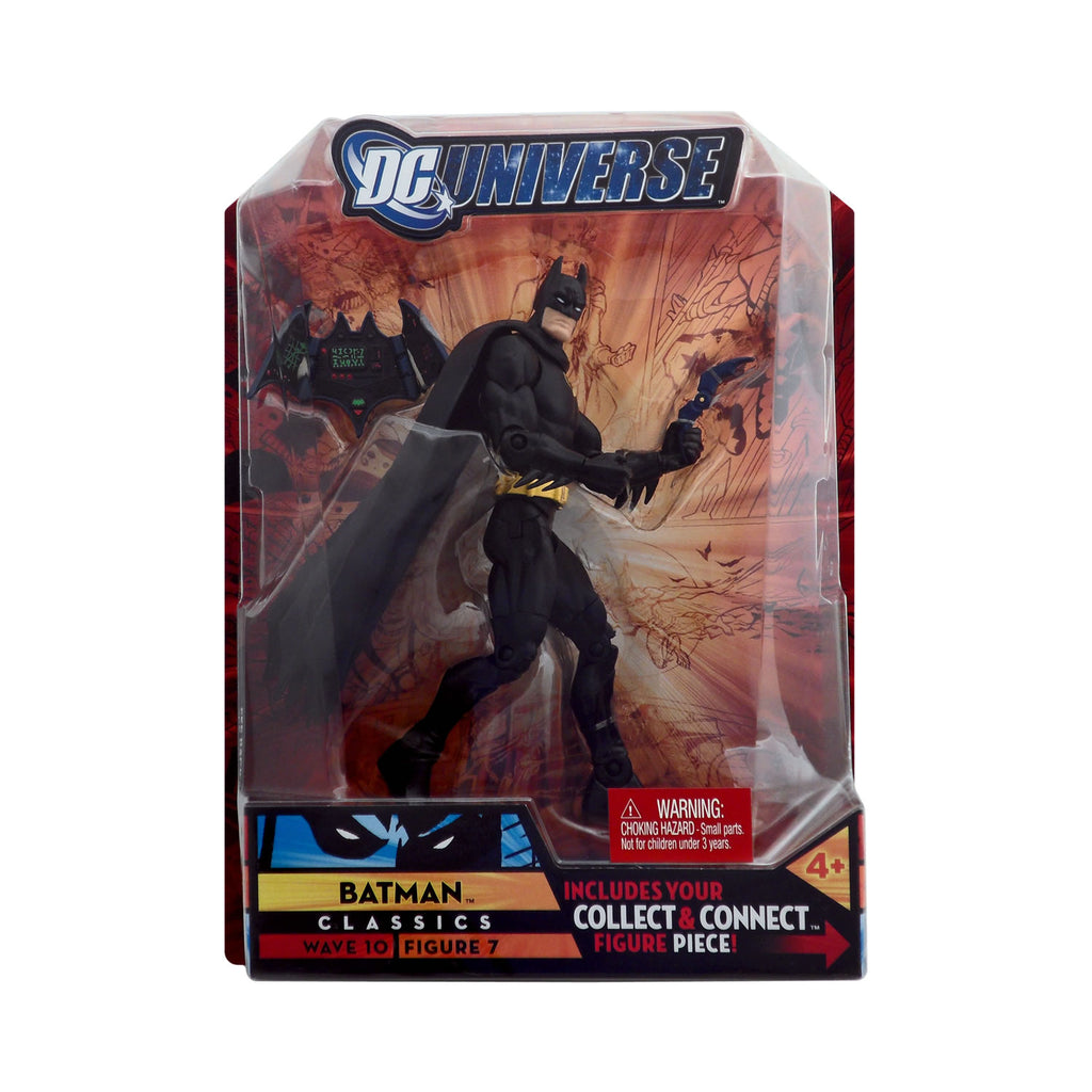 DC Universe Classics Wave 10 Batman (black costume)