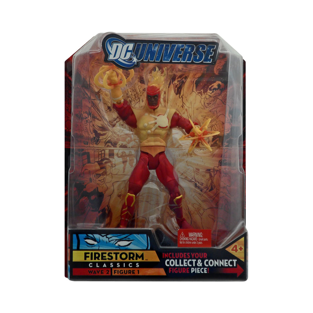 DC Universe Classics Wave 2 Firestorm (Jason Rusch version)