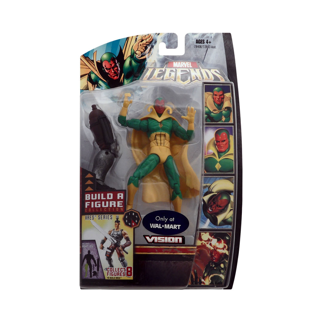 Marvel Legends Ares Series Vision