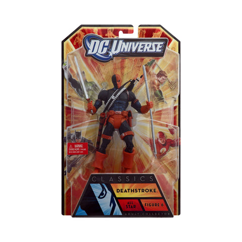DC Universe Classics All Star Series Deathstroke