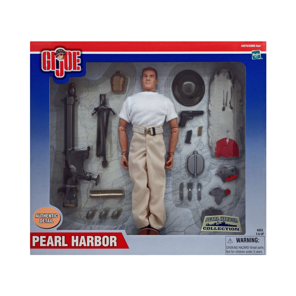 G.I. Joe WWII U.S. Army Soldier Pearl Harbor