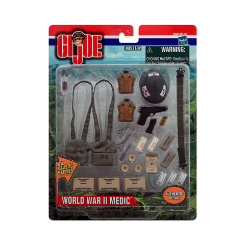 G.I. Joe Battle Gear World War II Medic