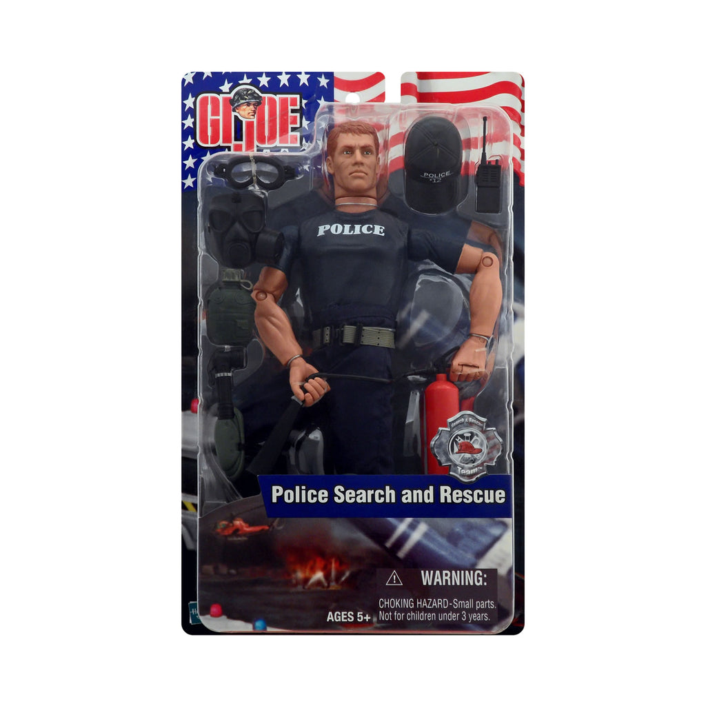 G.I. Joe Police Search and Rescue