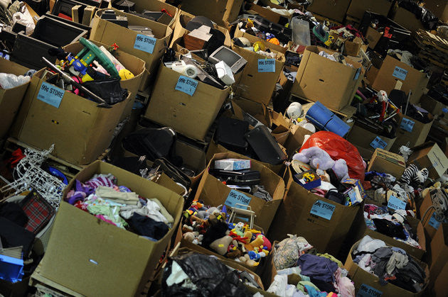 12.8 million tons of clothes went into landfills in the US in 2013!