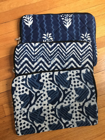 Indigo Laptop Cover
