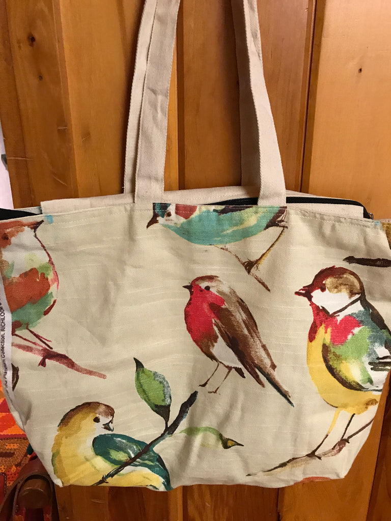 Birds Shopping Bag