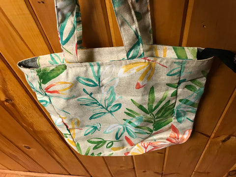 Leaves Shopping Bag