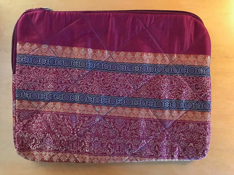 iPad Cover - Woven Saree