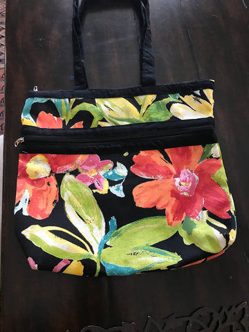 Bright Flowers Handbag