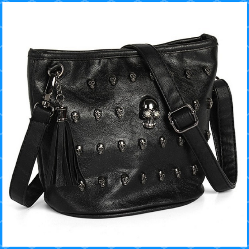 Hot Selling Shoulder Skull Bag For Women