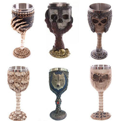 Magnificent Skull Goblet