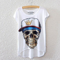 Cool Brand New Skull T-Shirt