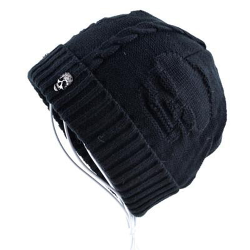 Super Cool Skull Pattern Beanie