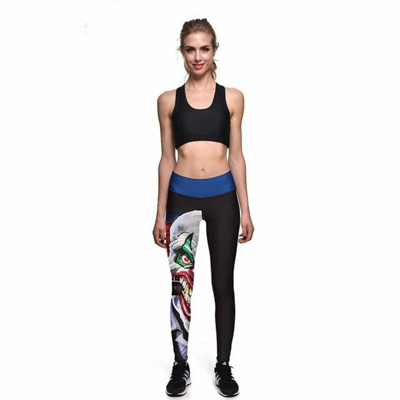 Popular Women's 3D Leggings and Workout Pants