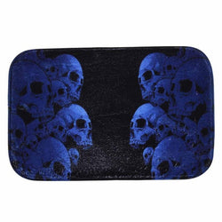 Stylish Skull Floor Mat