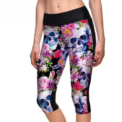 Fabulous Women's Skull Leggings