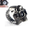 Unique Punk Unisex Skull Ring Finger Watch