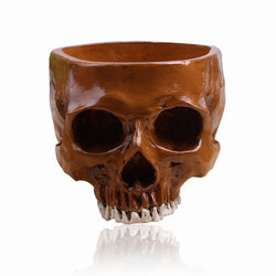Fantastic Skull Flower Pot