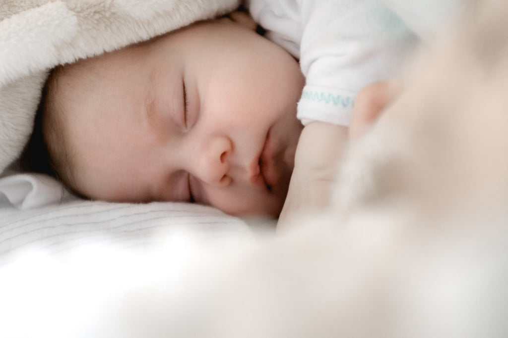 Want More Sleep? Try These Easy Sleep Training Tips for Newborns