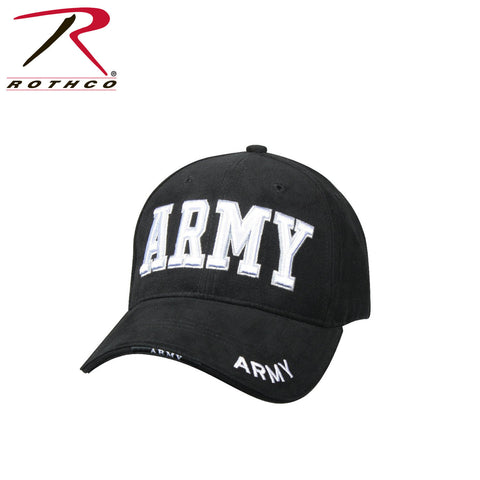 Rothco Army Embroidered Low Profile Insignia Cap