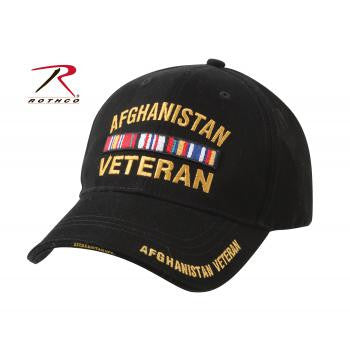 Rothco Deluxe Low Profile Afghanistan Vet Cap