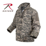 Rothco A. C. U. Digital Camo M-65 Field Jacket