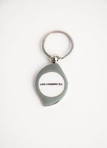 Love Conquers All | Keychain