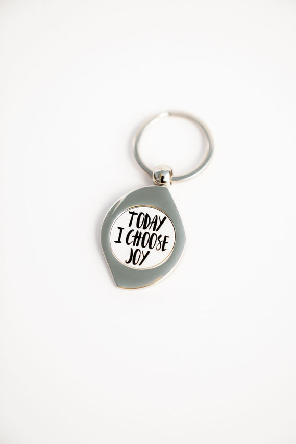 Today I Choose Joy | Keychain