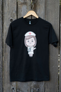 NURSE (chibi) | T-Shirt