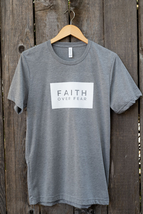 Faith Over Fear #1 | T-Shirt