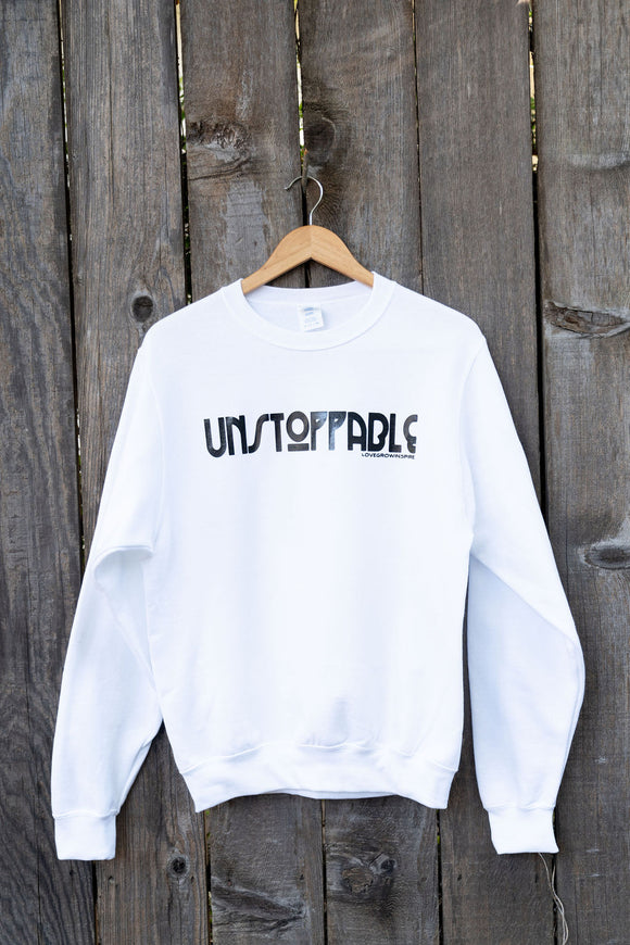 Unstoppable| Crewneck Sweater