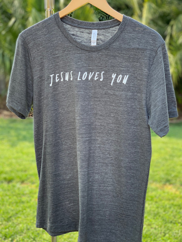 Jesus Loves You | T-Shirt