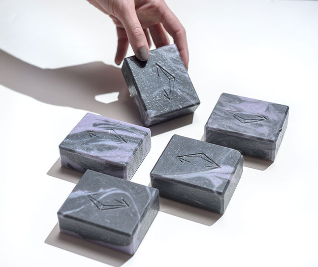 Carbon Wash - Activated Charcoal Bar Soap