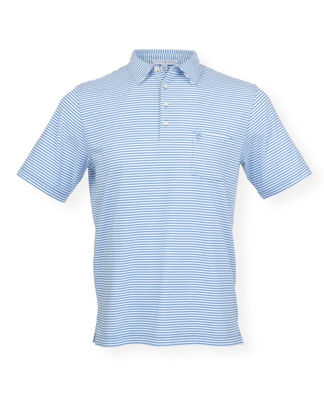 Strong Boalt Classic Stripe Jersey Polo
