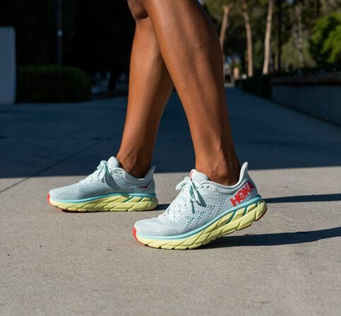 Hoka One One Women's Clifton 7 Morning Mist