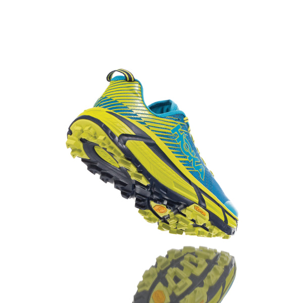 Hoka One One Men's Evo Mafate 2 Cyan Citrus