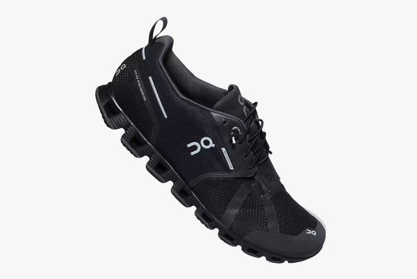 on - running Mens Cloud Waterproof Black / Lunar