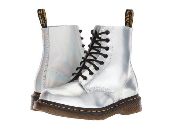 DR. MARTENS PASCAL RS SILVER IRIDESCENT R23551073