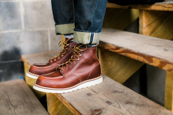Red Wing Heritage Style no.87519