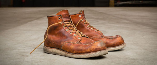 Red Wing Heritage Classic Moc 875 Oro Legacy