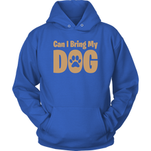 Load image into Gallery viewer, Bring My Dog Unisex Hoodie