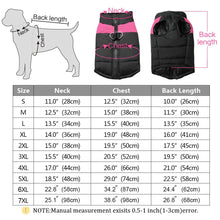 Load image into Gallery viewer, Puffer Dog Jacket