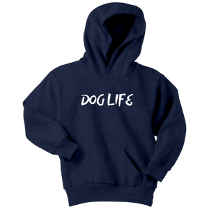 Dog Life Youth Hoodie Unisex - M&W CANINE SHOP