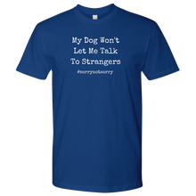 Load image into Gallery viewer, Sorry Not Sorry Men's Shirt - M&W CANINE SHOP